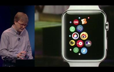 Desjardins icon on Apple Watch