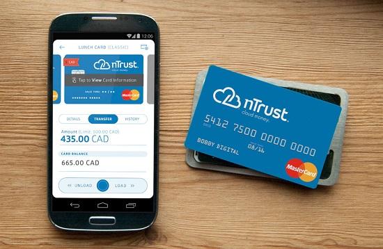 nTrust Cloud Money Card Classic