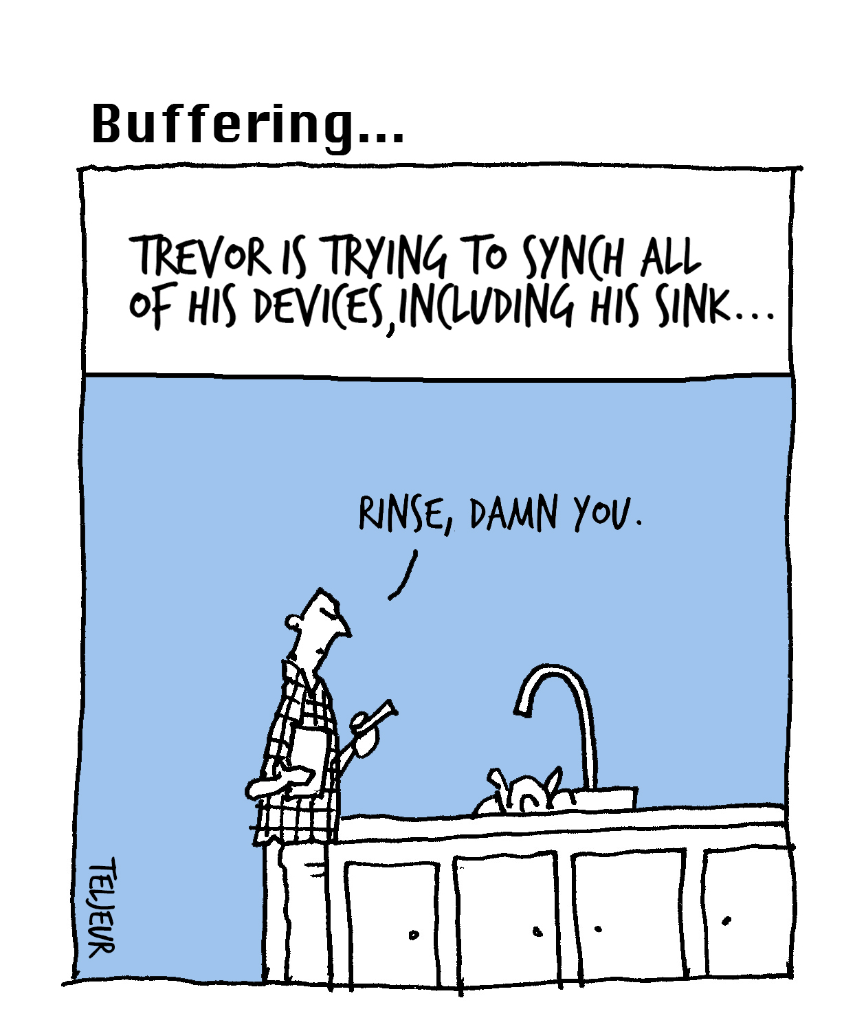 Buffering - sync the sink