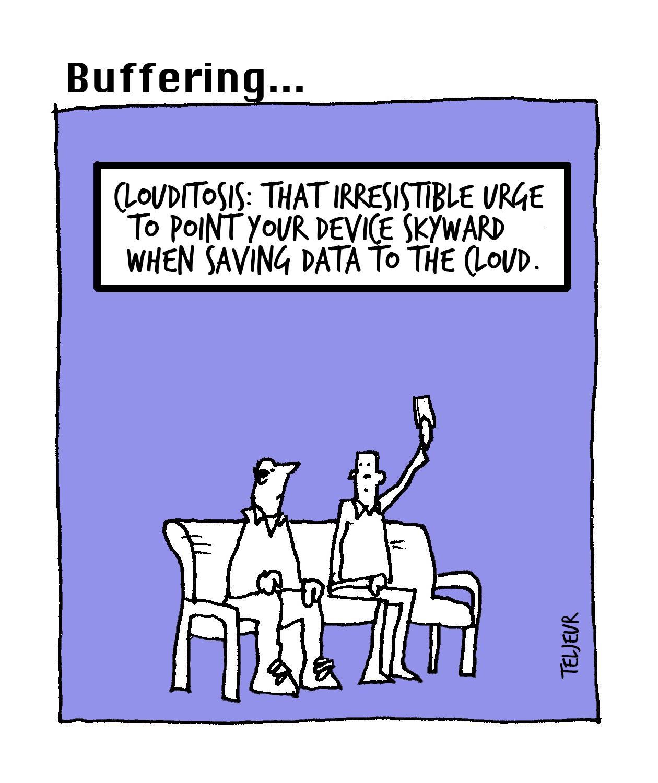 Buffering - cloud