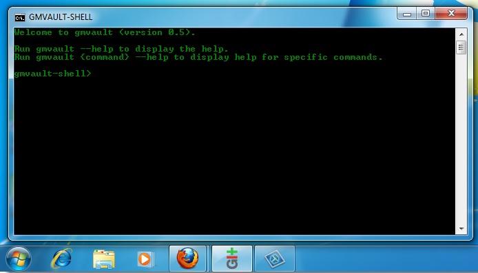 GMvault, Gmail Backup