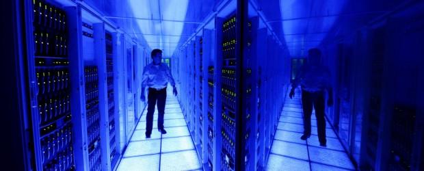 SAP data centre in Germany