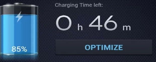 Battery saver and fast charging apps