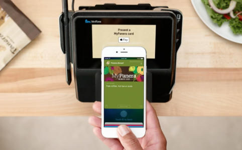 Apple Pay - Square terminal