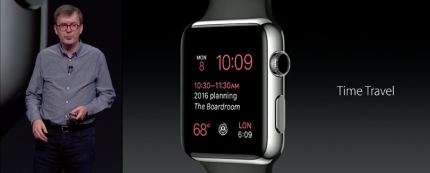Apple Watch - Kevin Lynch - WWDC 2015