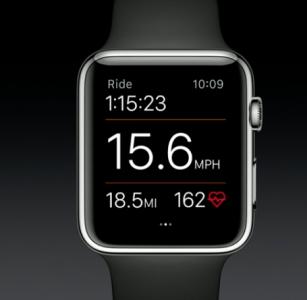 Apple Watch - watchOS 2