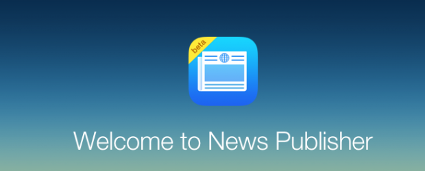Apple News Publisher - feature