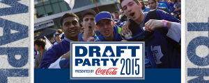 leafs draft party