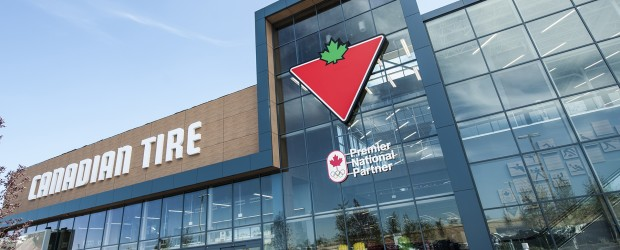 Canadian Tire opened this new Edmonton location, its largest store ever, in June.