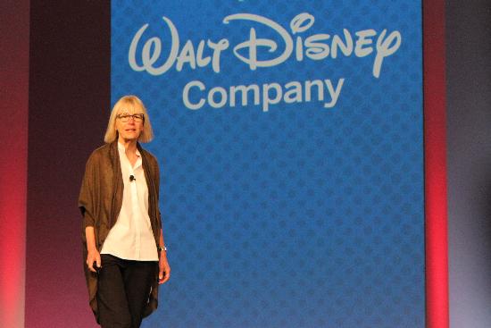 03 - Disney presentation