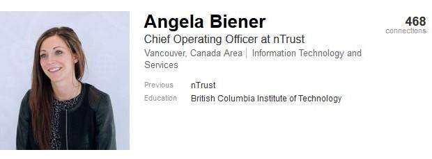 Angela Biener Linkedin