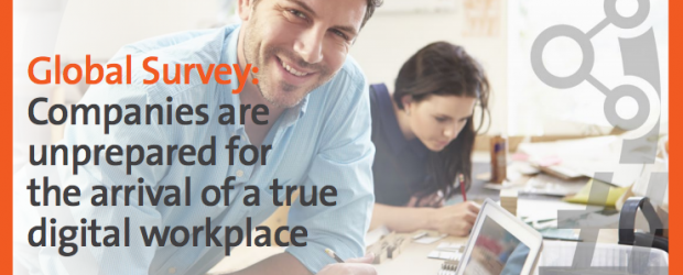 Avanade digital workplace survey