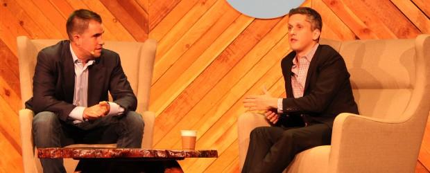 Steve Loghlin - CEO of SalesforceIQ