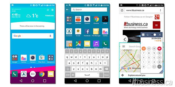 LG G4-screenshots