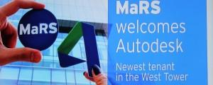 MaRS welcomes ADSK