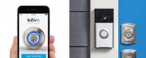 kevo-weiser-smart-door-partnership