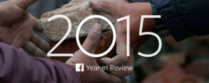 Facebook 2015 Year in Review
