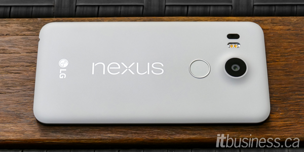 LG Nexus 5X-1