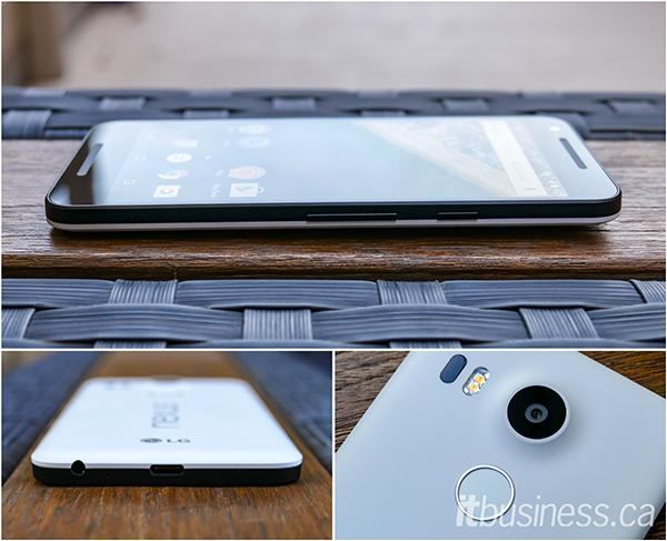 LG Nexus 5X 3-way