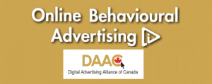 Online Behavioural Advertising