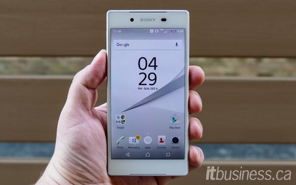Sony Xperia Z5-3