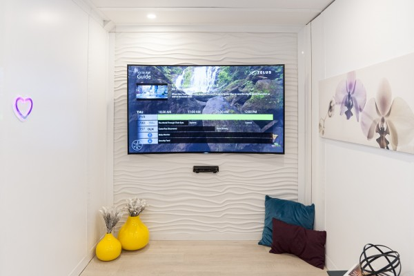 TELUS Future Home - Ultra HD Optik TV