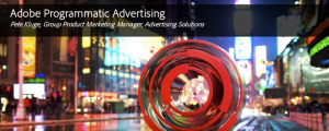 Adobe programmatic advertising header