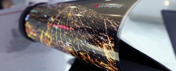 LG Foldable Display