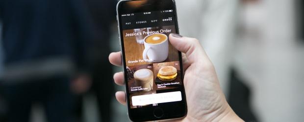 Starbucks Header Image