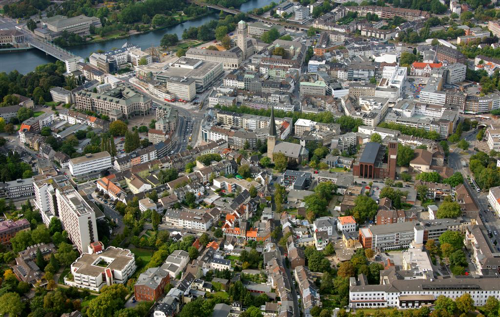 Intelligent Cities 3 - Muelheim on der Ruhr, Germany