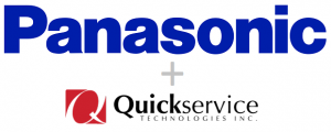 Panasonic plus Quickservice header