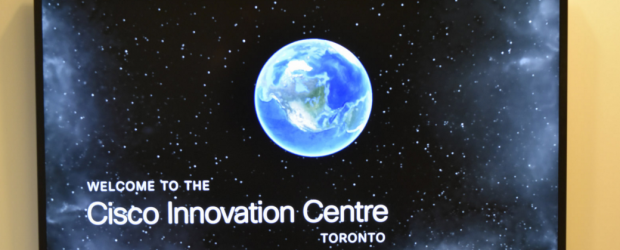 Cisco Innovation Centre Toronto Grand Opening