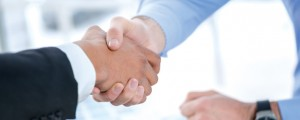 Thinkstock Handshake