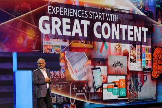 Adobe - great content and CEO