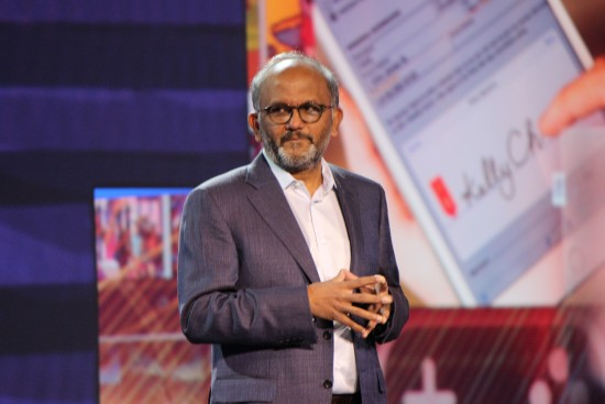 Shantanu Narayan, Adobe CEO