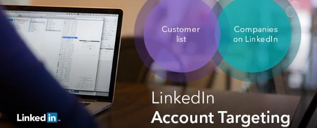 LinkedIn Account Targeting Header