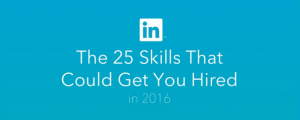 LinkedIn top 25 skills header