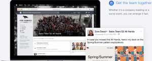 Facebook at Work - Events
