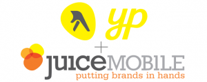 Yellow Pages & JUICE Mobile Header