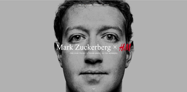 April Fool's Day Slideshow - Mark Zuckerberg Collection