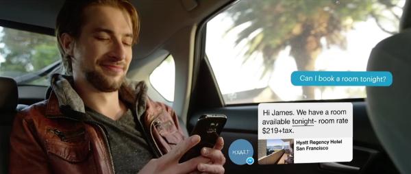 Facebook Keynote Slideshow 8 - Bots for Messenger