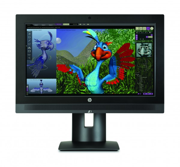 HP Z1_Front 2