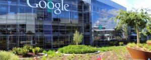 Google HQ in Silicon Valley, California