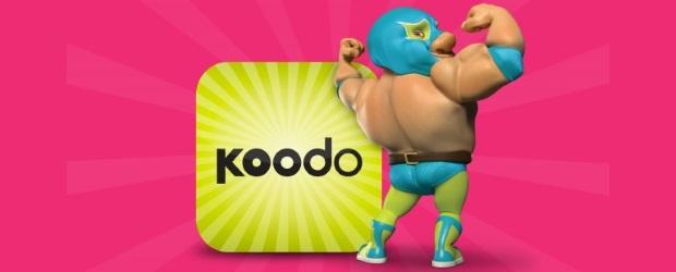 Koodo header