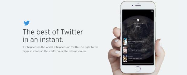 Twitter Moments header
