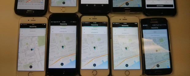 Toronto startup Sampler was pulling out all the stops in trying to request an UberPitch opportunity.