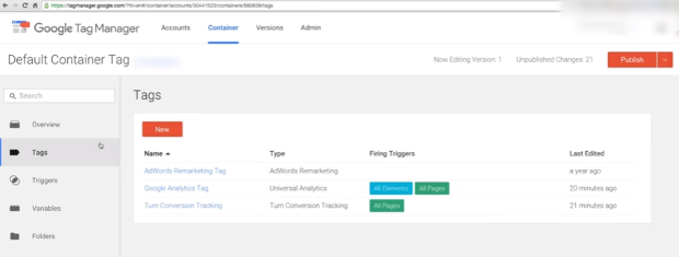 Google Tag Manager 3