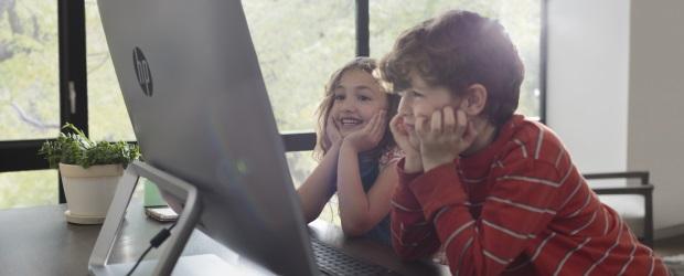 HP Back to School slideshow header