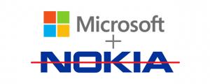 RIP Nokia header