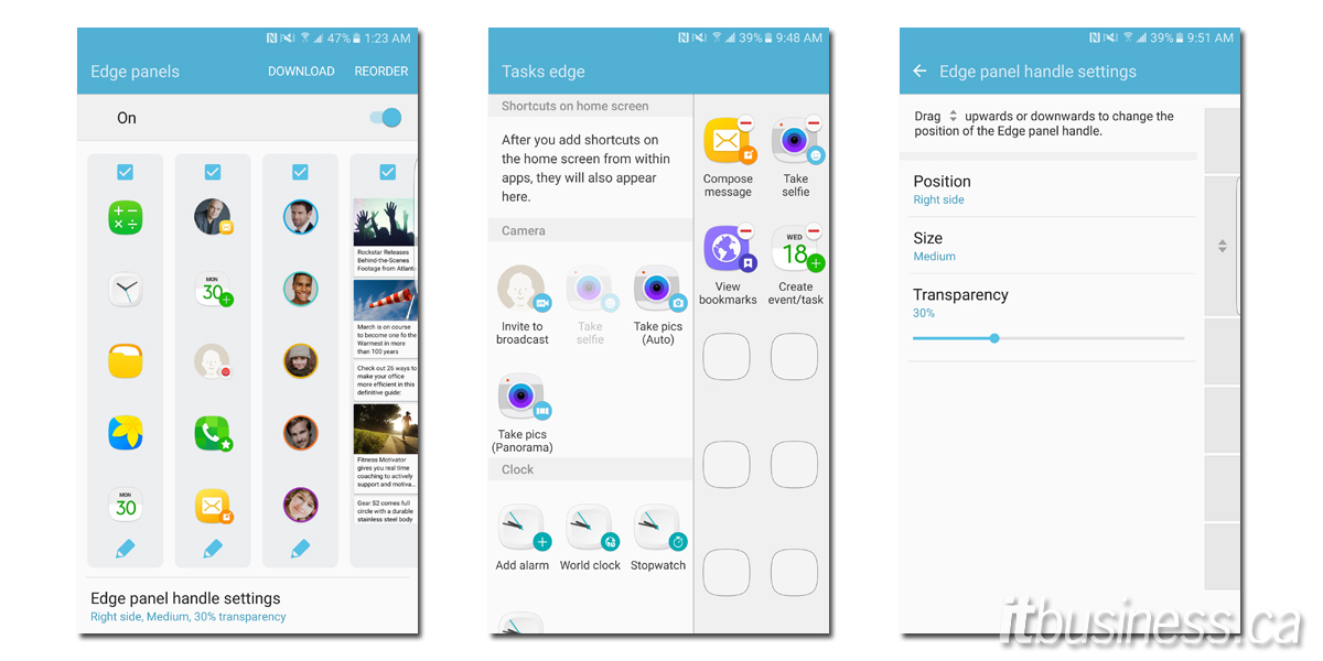 Samsung Galaxy Edge Screenshots-3